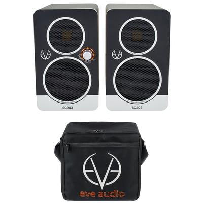 EVE audio SC203 Bag Bundle