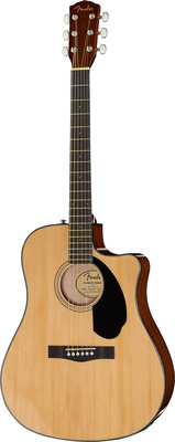 Fender CD-60SCE Nat WN