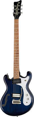 Danelectro 66BT Blue Burst