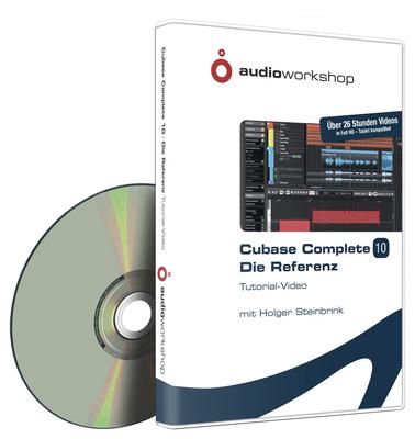 Audio Workshop Cubase Complete 10 Reference