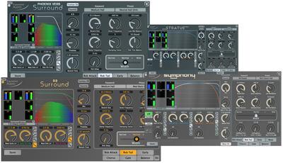 Exponential Audio Surround Reverb Bundle