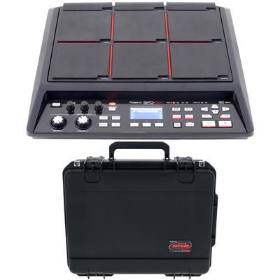 Roland SPD-SX Pad + SKB 3i Case