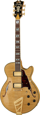 DAngelico Excel SS Natural Stairstep T