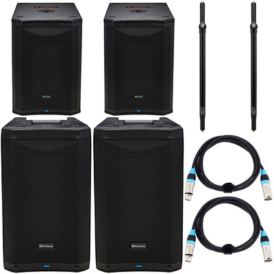 Presonus AIR 10 / 15s Power Bundle