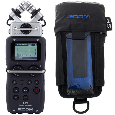 Zoom H5 Case Bundle