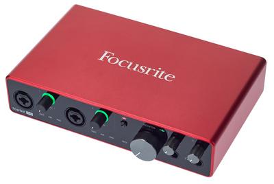 Focusrite Scarlett 8i6 3rd Gen B-Stock