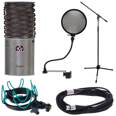Aston Microphones Origin Stand Bundle