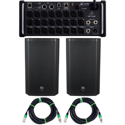 Behringer X Air XR18 Bundle 1