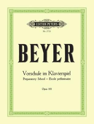 Edition Peters Vorschule im Klavierspiel