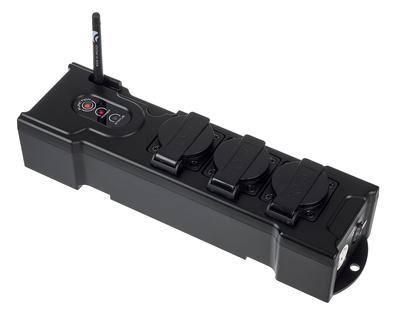 Showtec Powerbox 3 W-DMX Recei B-Stock