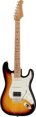 Xotic Guitars XSC PRO-2 3 Tone Sunburst
