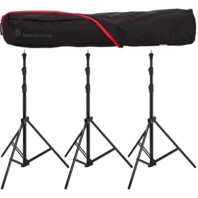 Manfrotto 1005BAC Ranker Stand Bundle