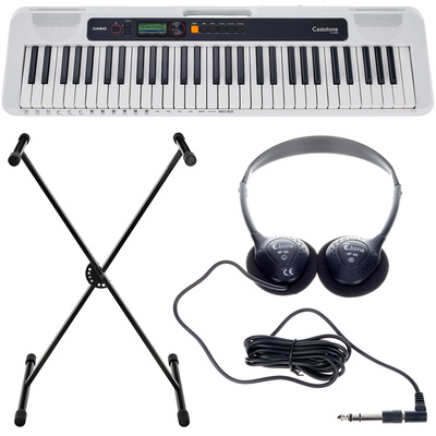 Casio CT-S200 WH Set