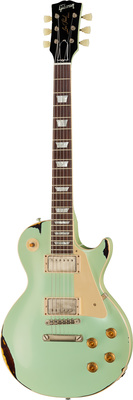 Gibson LP Standard KG over DB Aged