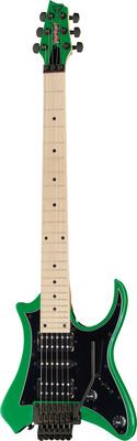 Traveler Guitar V88S - Vaibrant Standard Green