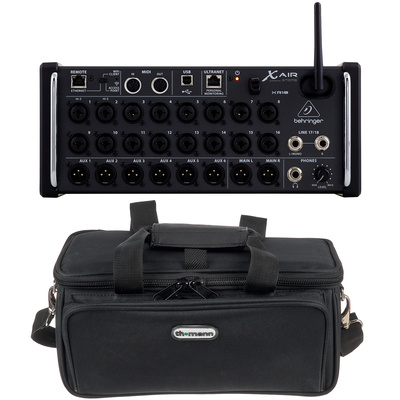 Behringer X Air XR18 Bag Bundle