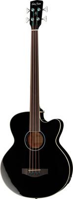Harley Benton B-30BK-FL Acoustic Bass Series