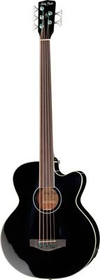 Harley Benton B-35BK-FL Acoustic Bass Series