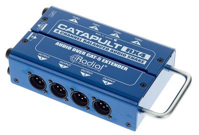 Radial Engineering Catapult RX4 B-Stock