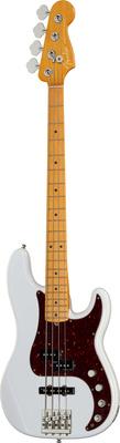 Fender AM Ultra P Bass MN ArcticPearl