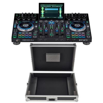 Denon DJ Prime 4 Flight Case Bundle
