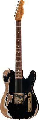 Xotic Guitars XTC-1 Alder RW BLK Super Aged