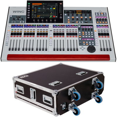 Behringer WING Dockhouse Bundle