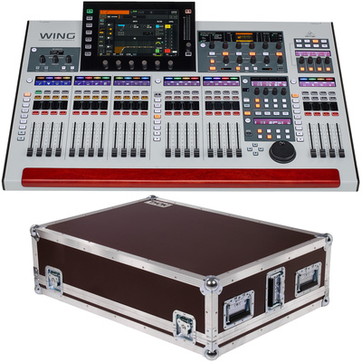 Behringer WING Mixercase Bundle