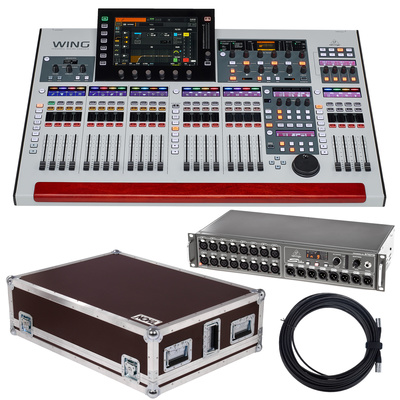 Behringer WING Stagebox Bundle