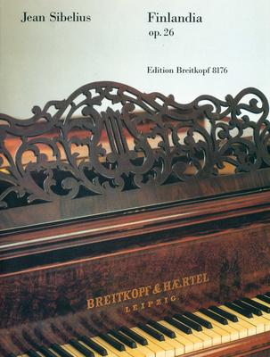Breitkopf & Härtel Sibelius Finlandia op.26