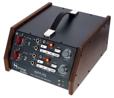 Heritage Audio DTT-73 B-Stock