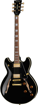 Harley Benton HB-35Plus Black