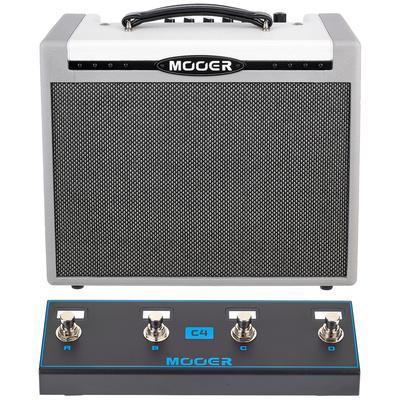 Mooer SD 30 Modelling Guitar Bundle