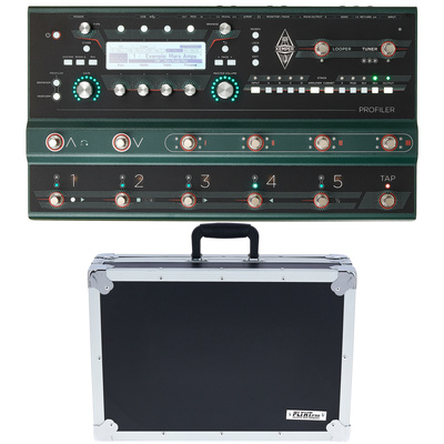 Kemper Profiler Stage Bundle 4