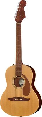 Fender Sonoran Mini Natural w. Bag