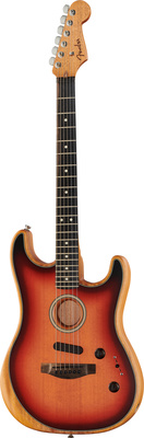 Fender AM Acoustasonic Strat 3-SB