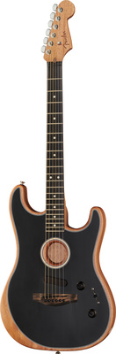 Fender AM Acoustasonic Strat BK