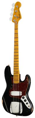 Fender 75 J-Bass REL MN BK