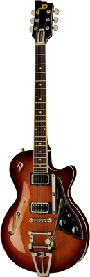 Duesenberg Starplayer TV Vintage Burst