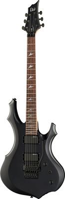 ESP LTD F-200FR Black Satin
