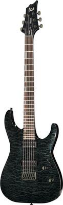 ESP LTD H-1001 QM See Thru Black