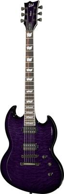 ESP LTD Viper-1000HT QM Purple SB
