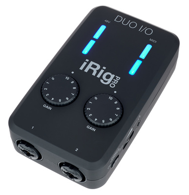 IK Multimedia iRig Pro Duo I/O B-Stock