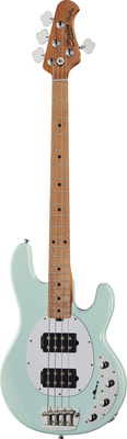 Sterling by Music Man StingRay 34 HH MN Daphne Blue