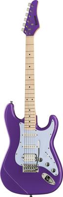 Kramer Guitars Focus VT211S Purple