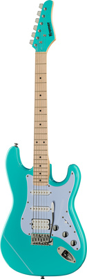 Kramer Guitars Focus VT211S Teal