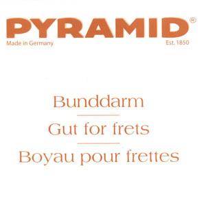 Pyramid Fret Gut Diameter 0,65mm