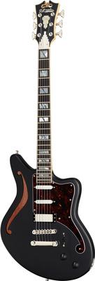 DAngelico Deluxe Bedford SH Black