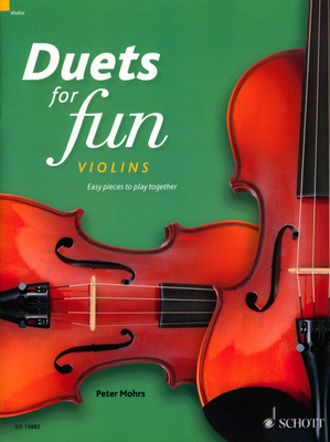 Schott Duets for Fun Violin
