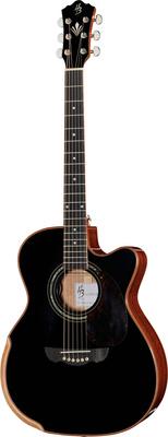 Harley Benton CLC-650SM-CE BK Solid Wood